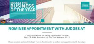 Elwyn Dhliwayo - SEO Specialist - FNB Business Of The Year Award Nomination